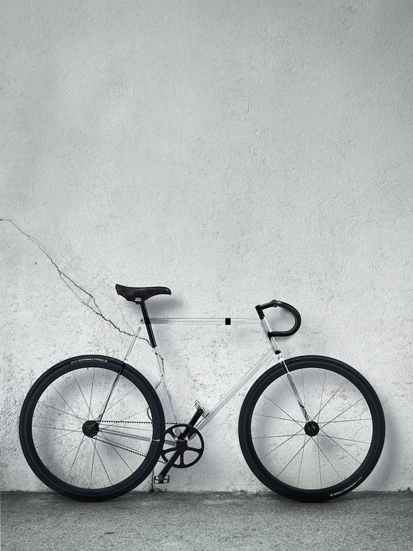 The Clarity Bike by designaffairs Studio