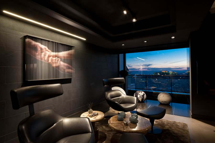 Skyfall Apartment By Studio Omerta Design Father