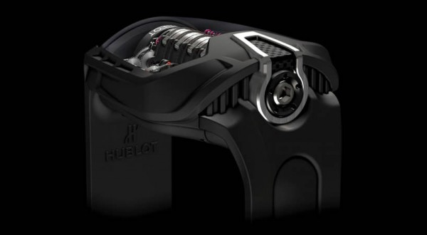 The Hublot MP-05 Laferrari Tourbillon writstwatch 2