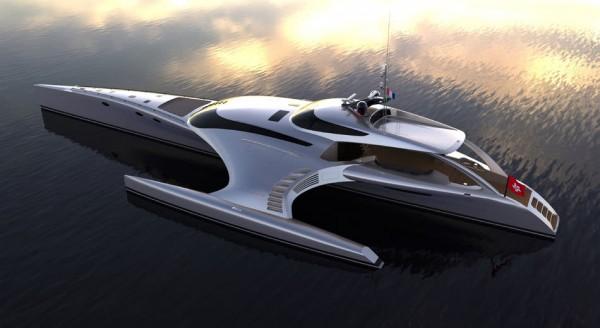 Adastra by John Shuttleworth Yacht Designs 7