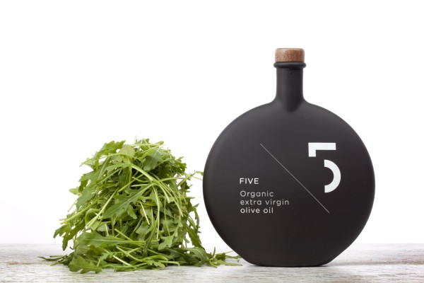 Introducing Five Olive Oil designed by Designers United 5