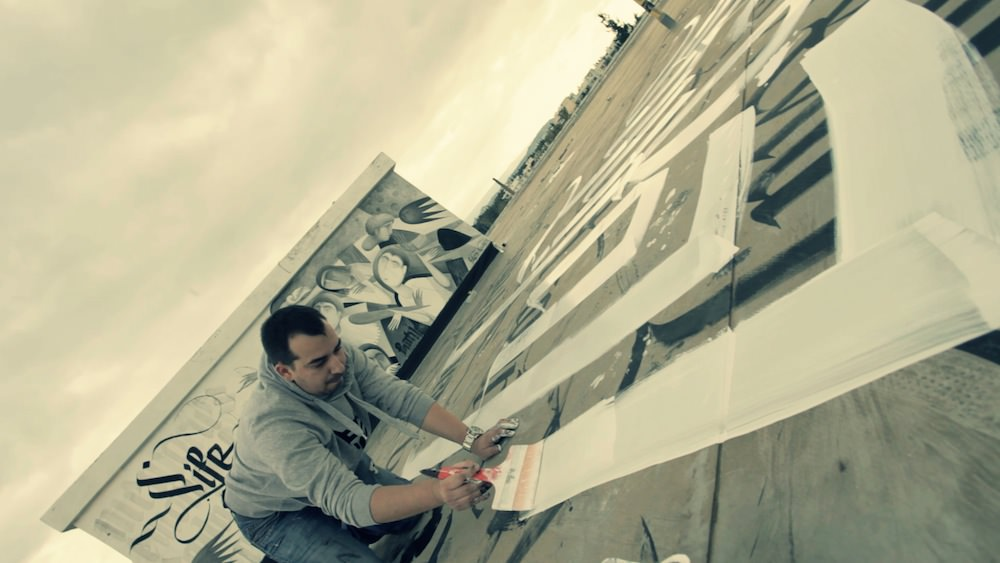 Urban calligraphy simon silaidis skyfall 03 Simon Silaidis Interview