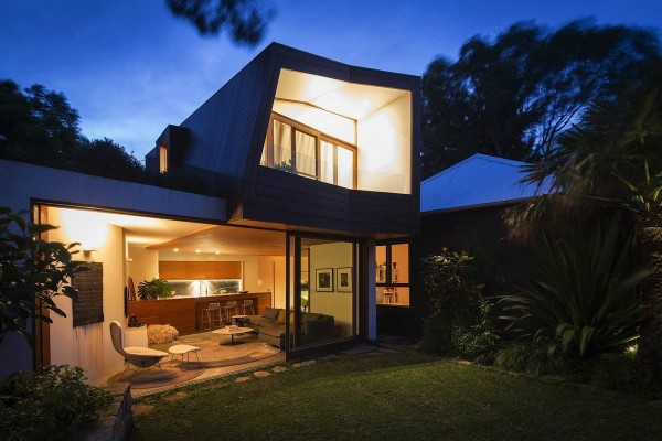 Balmain house by Fox Johnston architects 9