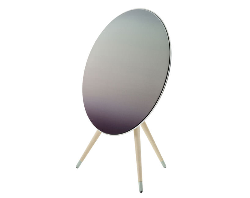 B and O PLAY Bang and Olufsen designboom 01 Bang & Olufsen A9 Nordic Sky wireless speaker