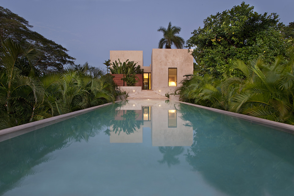 Bacoc Hacienda by Reyes Rios and Larrain Arquitectos 9 Bacoc Hacienda in the Yucatan Peninsula