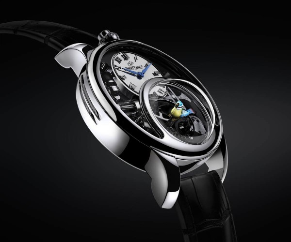 The Charming Bird Watch by Jaquet Droz 2