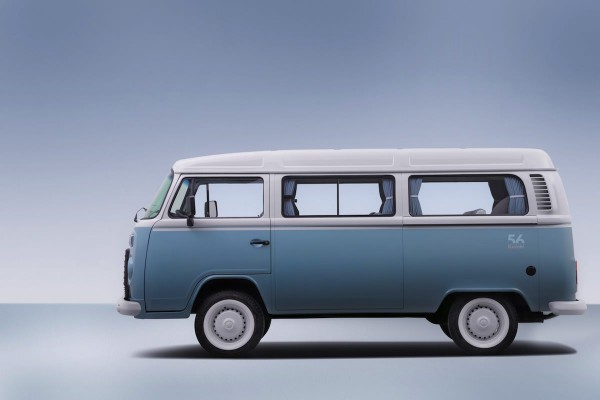 Volkswagen Type 2 Microbus the Last Kombi Edition 2