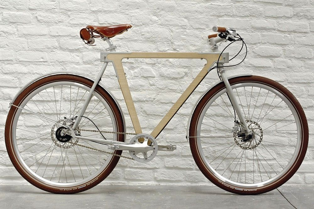 wood b handmade wooden bike bsg bikes 07 WOOD.B handmade wooden bike by BSG BIKES