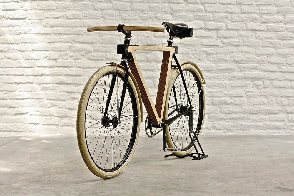 wood b handmade wooden bike bsg bikes 11 WOOD.B handmade wooden bike by BSG BIKES