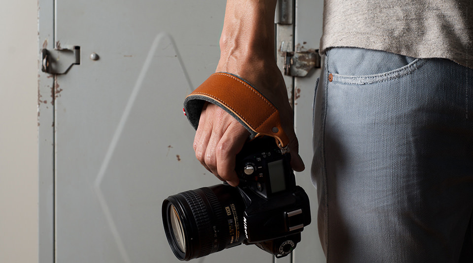 Hard Graft Hold Camera Handle 1  Introducing Hard Graft Camera Accessories
