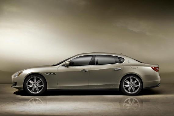 Ermenegildo Zegna For Maserati 2014 Quattroporte Design Father