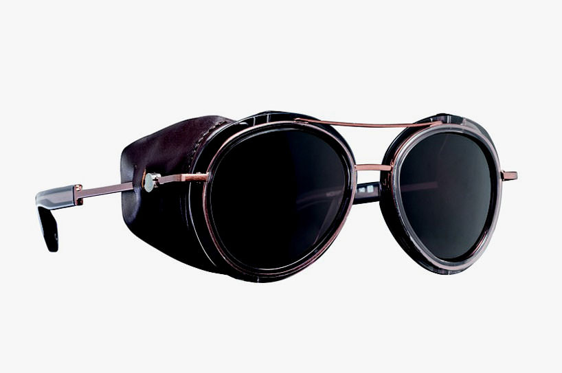 pharrell moncler lunettes sunglasses collection designboom02 Pharrell Williams x Moncler Lunette sunglasses collection