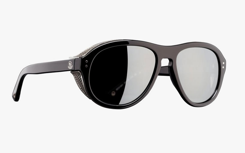 pharrell moncler lunettes sunglasses collection designboom03 Pharrell Williams x Moncler Lunette sunglasses collection