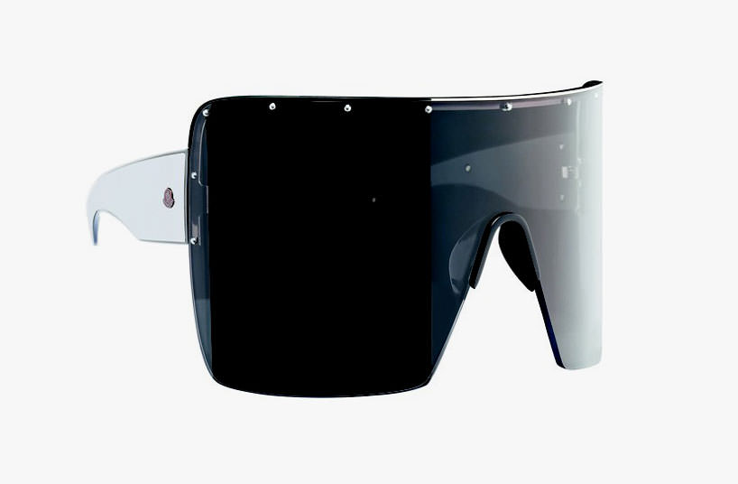 pharrell moncler lunettes sunglasses collection designboom04 Pharrell Williams x Moncler Lunette sunglasses collection