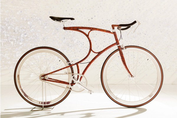Vanhulsteijn x Sotheby's Urushi Bicycle Project 4