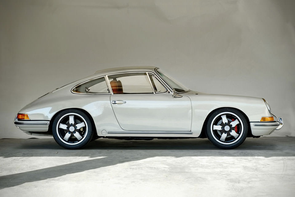 The Dutchmann Guild And The Cleanest Porsche 912 Design