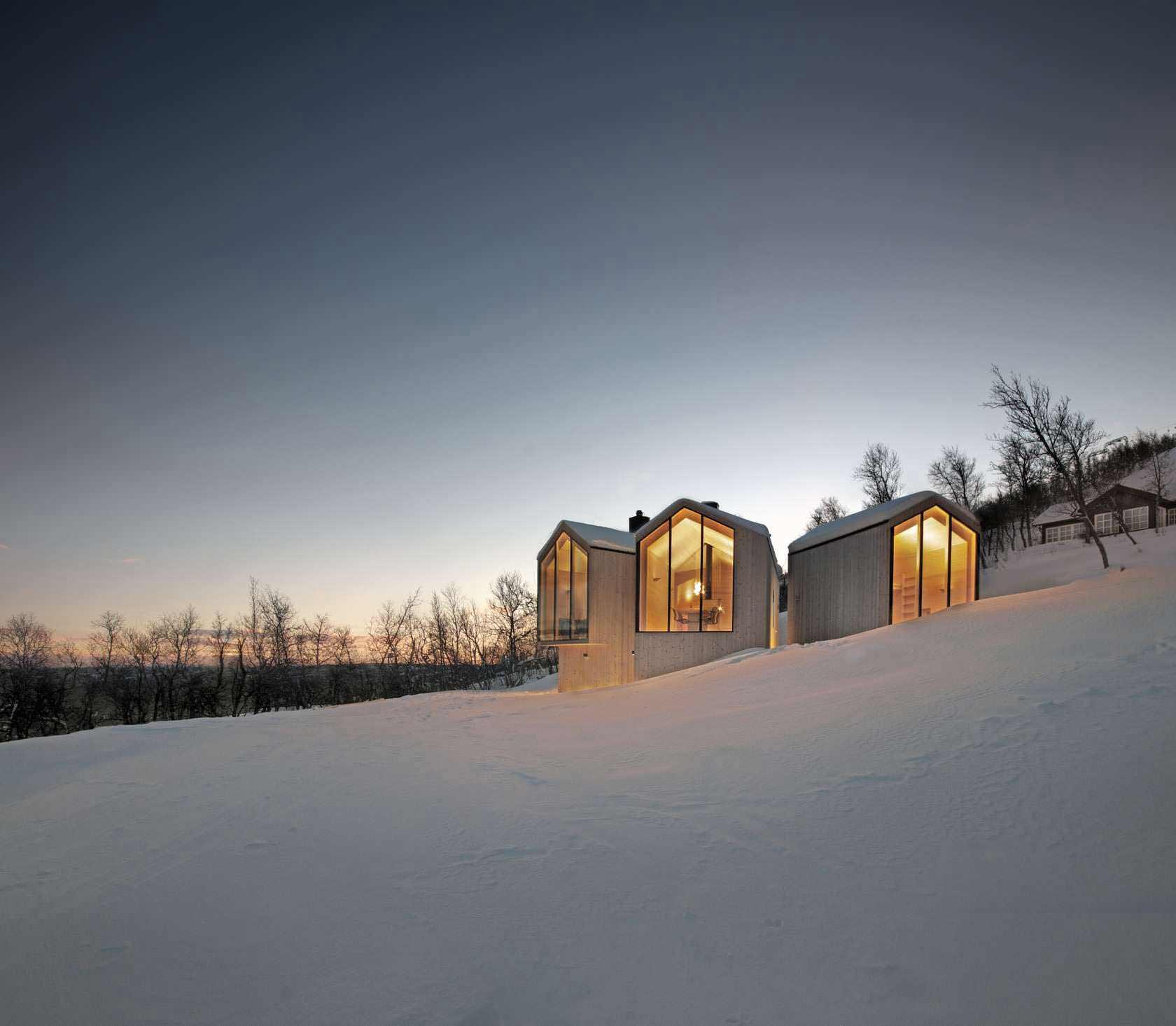 V-Lodge By Reiulf Ramstad Arkitekter • Design Father