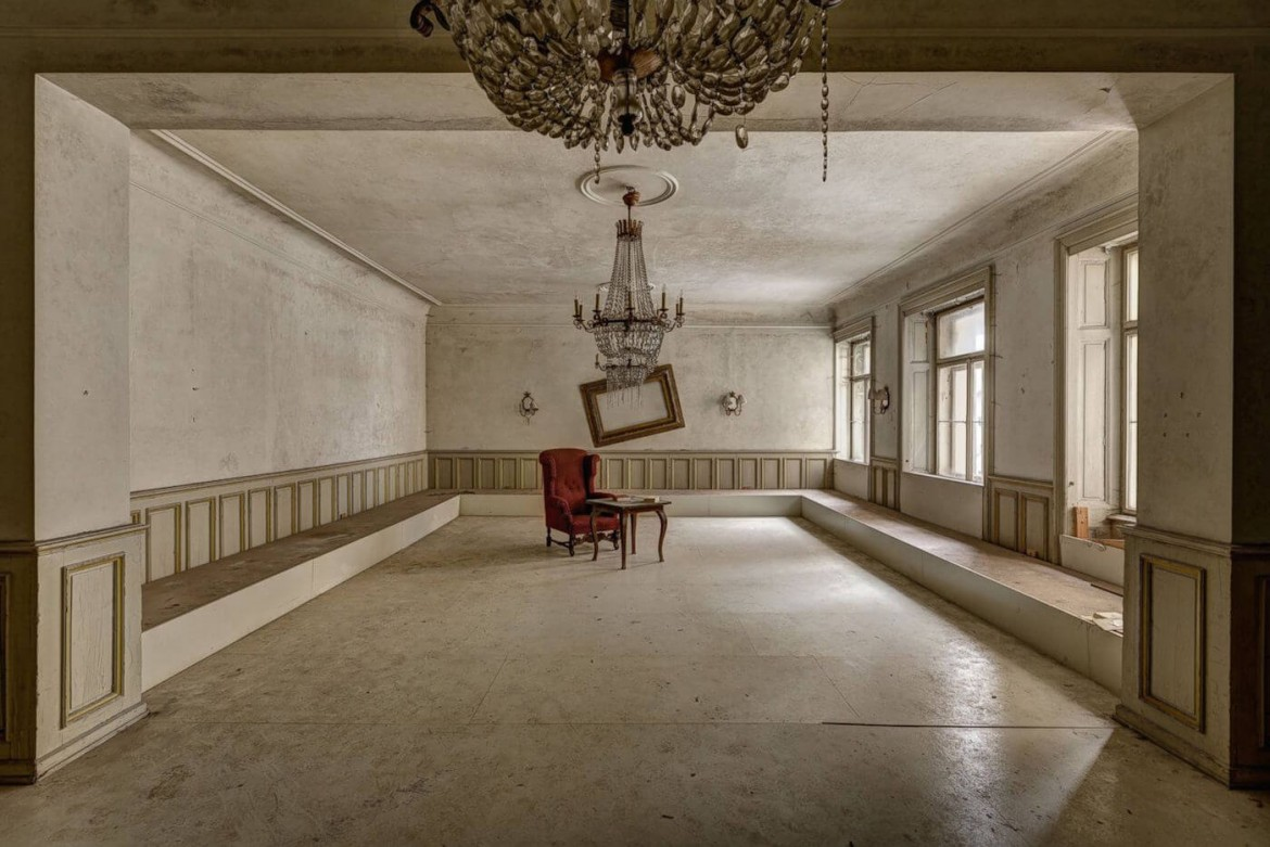 Inside The Grand Abandoned Hotels Of Europe By Thomas