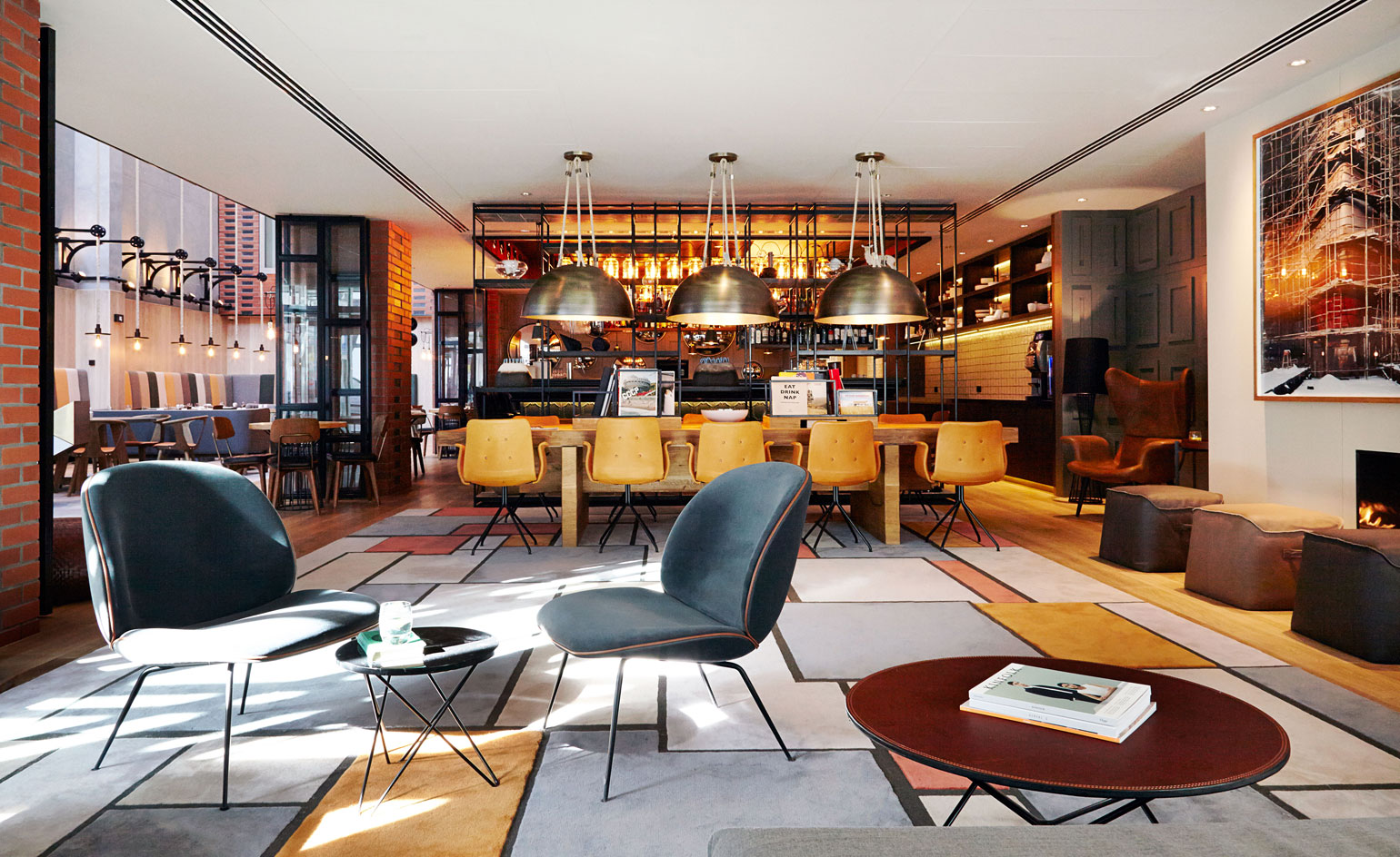 Introducing the puro hotel in gdansk poland design father