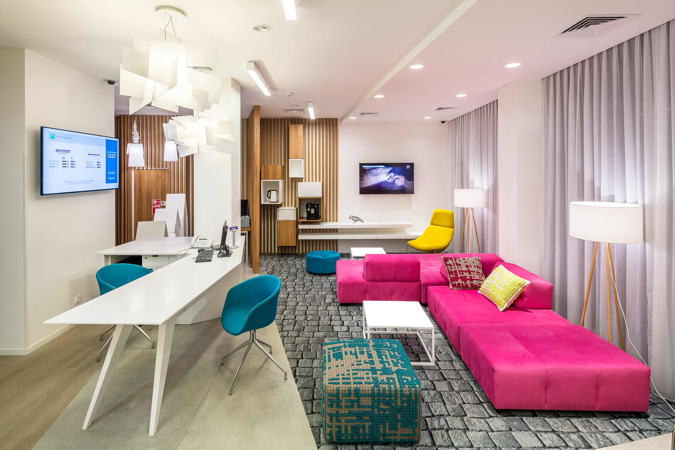 The ibis styles hotel in lviv by ec 5 architects design for New hotel design