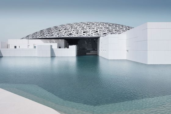 The Louvre Abu Dhabi by Jean Nouvel opens on November 2017