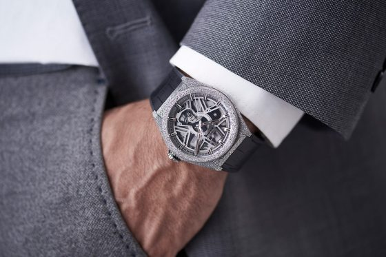 Zenith Debuts Its Much Anticipated Oscillator in the Defy Lab Watch