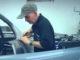 Behind the Scenes at the Aston Martin Works Restoration Garage with MR PORTER 7