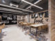 Lidl Headquarters restaurant by mode:lina architekci